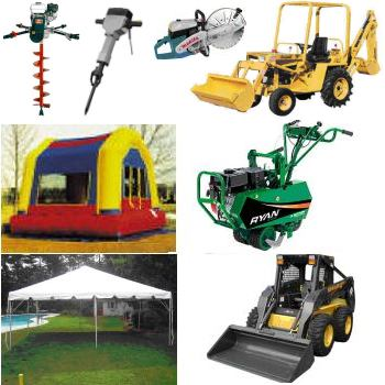 Reed's Rent All - Equipment Rental and Party Rental in Kankakee, IL