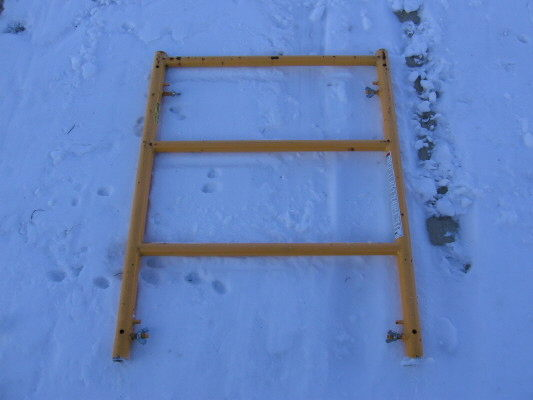 Where to rent SCAFFOLD FRAME, A 3  X 28 in Greater Kankakee area.
