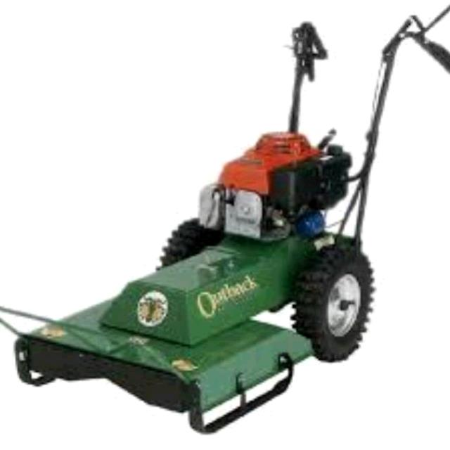 Where to rent MOWER, WEED in Greater Kankakee area.