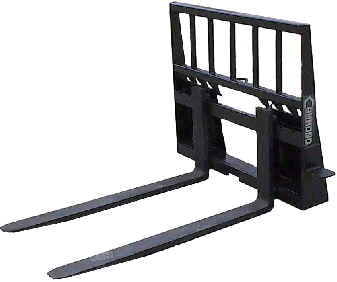 Where to find FORK, PALLET SKID LOADER in Kankakee
