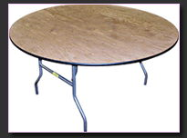 Where to find TABLE, ROUND 5FT DIA in Kankakee