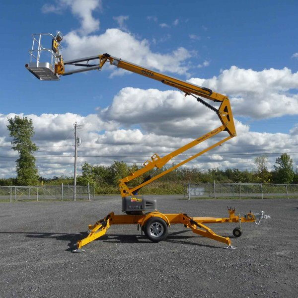 Where to find LIFT, BOOM 45FT TRAILER MOUNT in Kankakee