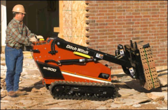 Where to find TRACTOR, MINI SKID STEER SK650 in Kankakee