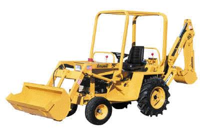 Where to find TRACTOR, BACKHOE TERRAMITE  7 in Kankakee