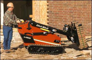 Where to find TRACTOR, MINI SKID STEER SK600 in Kankakee